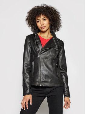 Desigual Desigual Átmeneti kabát Carnaby Street 21SWEW05 Fekete Regular Fit