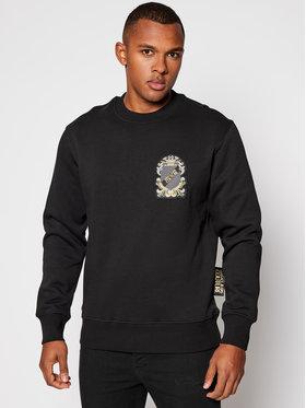 Versace Jeans Couture Versace Jeans Couture Sweatshirt B7GZB7TW Schwarz Regular Fit