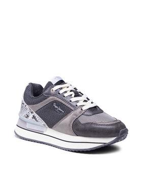 Pepe Jeans Pepe Jeans Sneakersy Rusper Cosi PLS31260 Sivá