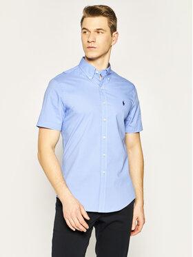 Polo Ralph Lauren Polo Ralph Lauren Košile Classics 710795272 Modrá Slim Fit