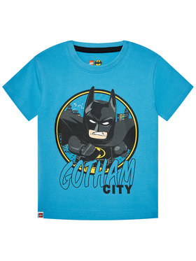 LEGO Wear LEGO Wear T-Shirt 12010023 Blau Regular Fit