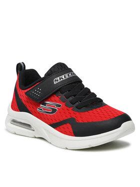 Skechers Skechers Sneakersy Torvix 403775L/RDBK Czerwony