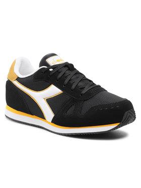 Diadora Diadora Sneakers Simple Run 101.173745 01 C2584 Negru