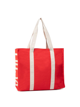Liu Jo Liu Jo Sac à main Tote Canvas 3A0002 T0300 Rouge
