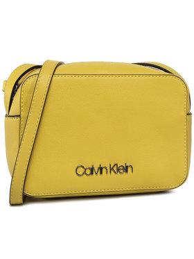 Calvin Klein Calvin Klein Дамска чанта Ck Must Camera Bag K60K606759 Жълт