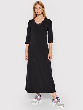 Liu Jo Sport Liu Jo Sport Ежедневна рокля TF1013 J6230 Черен Regular Fit