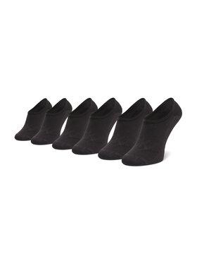Calvin Klein Calvin Klein Zestaw 3 par stopek damskich 100003033 Czarny