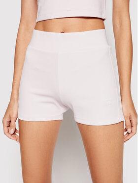 adidas adidas Szorty sportowe Tennis Luxe Booty H56463 Różowy Slim Fit