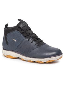 Geox Geox Auliniai batai U Nebula 4X4ABX A U742VA 046EK C4064 Tamsiai mėlyna