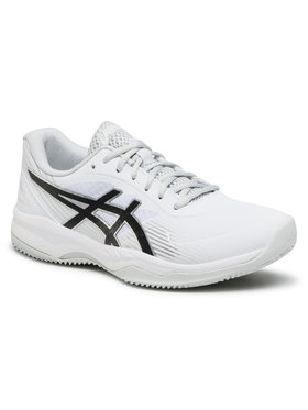 Asics Asics Chaussures Gel-Game 8 Clay/Oc 1041A193 Blanc