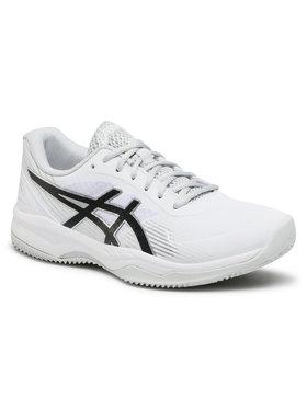Asics Asics Παπούτσια Gel-Game 8 Clay/Oc 1041A193 Λευκό