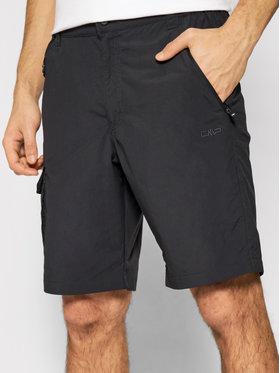 CMP CMP Pantaloncini sportivi 30T6177 Grigio Regular Fit