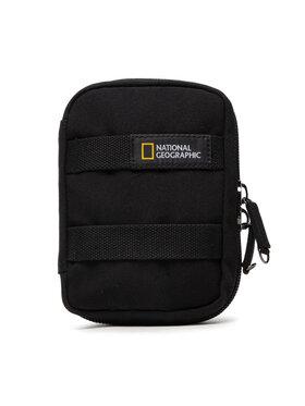National Geographic National Geographic Мъжка чантичка Milestone Pouch N14205.06 Черен