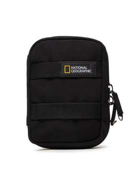 National Geographic National Geographic Válltáska Milestone Pouch N14205.06 Fekete