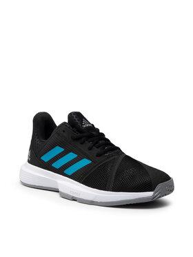 adidas adidas Pantofi CourtJam Bounce M H68893 Negru