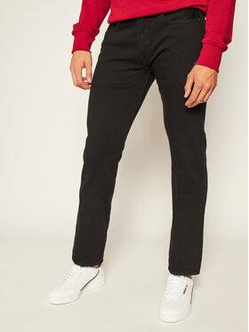 Levi's® Levi's Τζιν Regular Fit 501® 00501-3065 Μαύρο Straight Leg