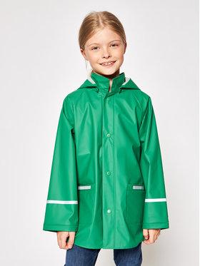 Playshoes Playshoes Geacă de ploaie 408638 D Verde Regular Fit