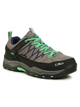 CMP CMP Scarpe da trekking Rigel Low Trekking Shoes Wp 3Q13244J Grigio