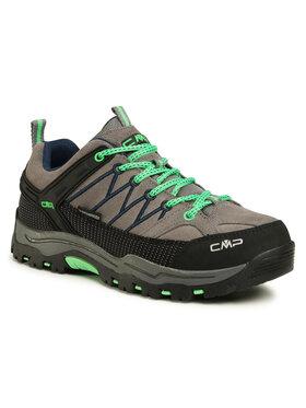 CMP CMP Trekingová obuv Rigel Low Trekking Shoes Wp 3Q13244J Sivá