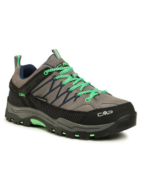 CMP CMP Trekkingi Rigel Low Trekking Shoes Wp 3Q13244J Szary