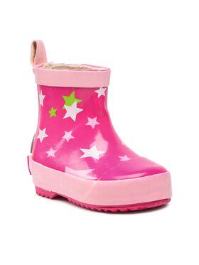 Playshoes Playshoes Kalosze 180368 M Różowy