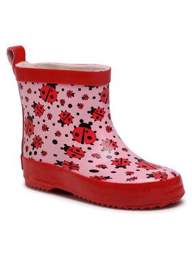 Playshoes Playshoes Гумени ботуши 180360 S Розов