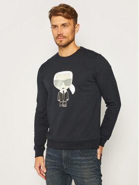 KARL LAGERFELD KARL LAGERFELD Sweatshirt Sweat 705041 502950 Dunkelblau Regular Fit