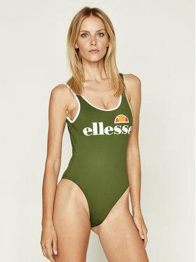 Ellesse Ellesse Maudymosi kostiumėlis Lilly SGS06298 Žalia
