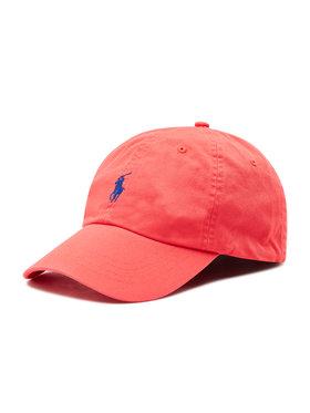 Polo Ralph Lauren Polo Ralph Lauren Kepurė su snapeliu Classic Sport Cap W 710811338010 Raudona