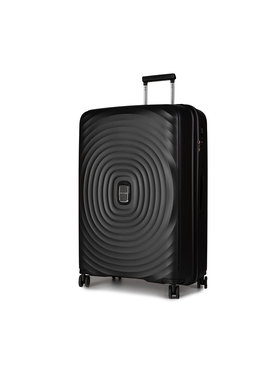 Puccini Puccini Valise rigide grande taille Buenos Aires PP017A 1 Noir