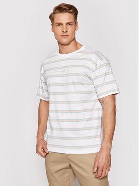 New Balance New Balance T-Shirt MT01514 Biały Regular Fit