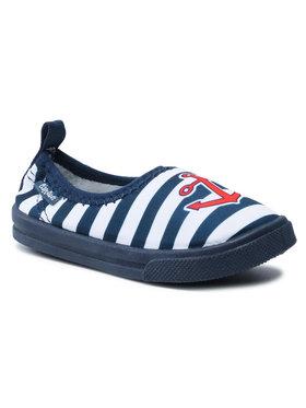 Playshoes Playshoes Tenisówki 174608 Granatowy