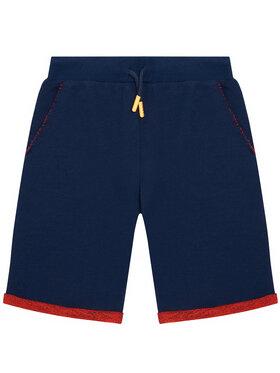 Guess Guess Pantaloni scurți sport L1GD01 KAMZ0 Bleumarin Regular Fit