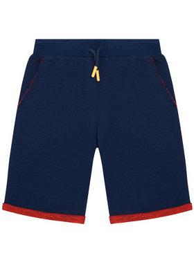 Guess Guess Sportiniai šortai L1GD01 KAMZ0 Tamsiai mėlyna Regular Fit
