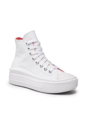Converse Converse Sneakers Ctas Move Hi 571622C Λευκό