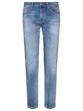 Tommy Jeans Tommy Jeans Jeansy Slim Fit Scanton Heritage DM0DM08006 Modrá Slim Fit