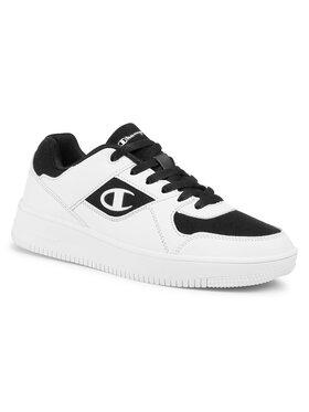 Champion Champion Sneakersy Rebound Low Canvas S21430-S20-WW001 Biały