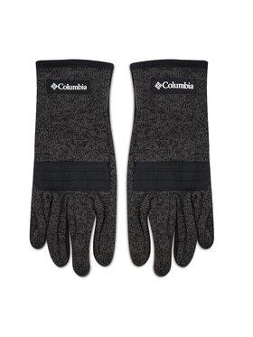 Columbia Columbia Pánské rukavice Sweater Weather Glove CM4393 Černá