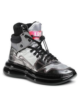 Loriblu Loriblu Sneakersy 1I XVO232 XV Srebrny