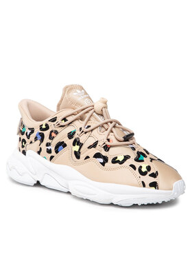 adidas adidas Обувки Ozweego Plus W H00668 Кафяв