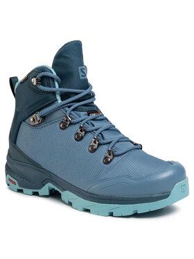 Salomon Salomon Παπούτσια πεζοπορίας Outback 500 Gtx W GORE-TEX 406930 20 G0 Μπλε