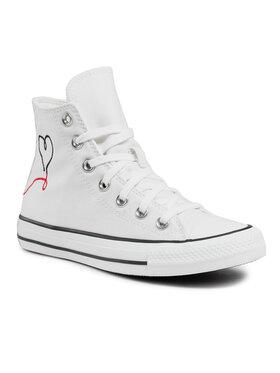 Converse Converse Sneakers Ctas Hi Vintage Wh 171159C Blanc