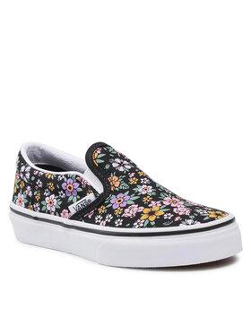 Vans Vans Πάνινα παπούτσια Classic Slip-On VN0A5KXM99D1 Μαύρο