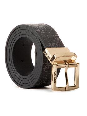 Guess Guess Dámsky opasok Tyren Belts BW7415 VIN35 Čierna