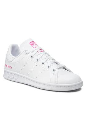 adidas adidas Buty Stan Smith J GZ8365 Biały