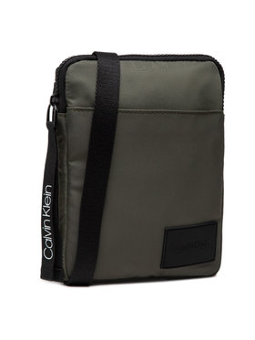 Calvin Klein Calvin Klein Sacoche Flat Pack S K50K506863 Vert