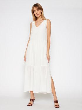 TWINSET TWINSET Letné šaty 211MT2086 Béžová Relaxed Fit