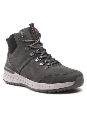 Lumberjack Lumberjack Šnurovacia obuv Lark SMC1601-001-M19 Čierna