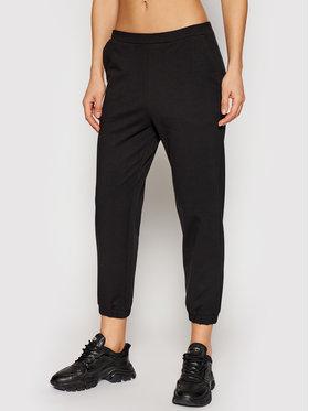 LOVE MOSCHINO LOVE MOSCHINO Παντελόνι φόρμας W155702E 2180 Μαύρο Regular Fit