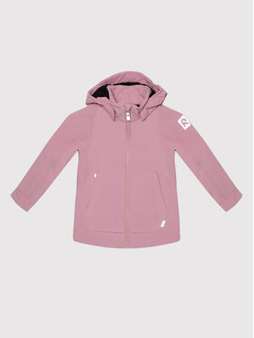 Reima Reima Softshell kabát Espoo 531564 Rózsaszín Regular Fit